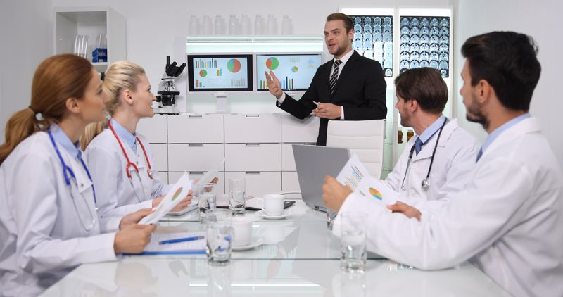 Ensure everyone is trained on how the telehealth solution works.