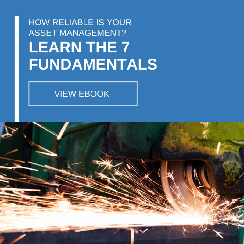 How reliable is your asset management - learn the 7 fundamentals eBook