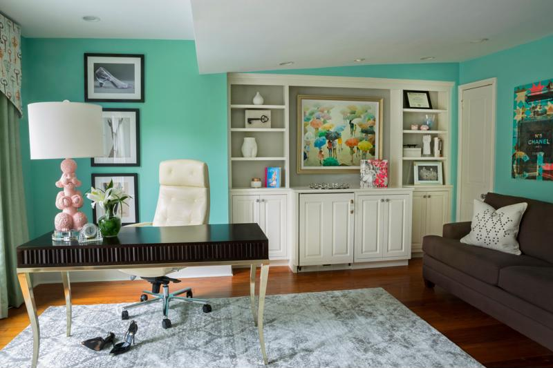 Create a home office that will inspire you.