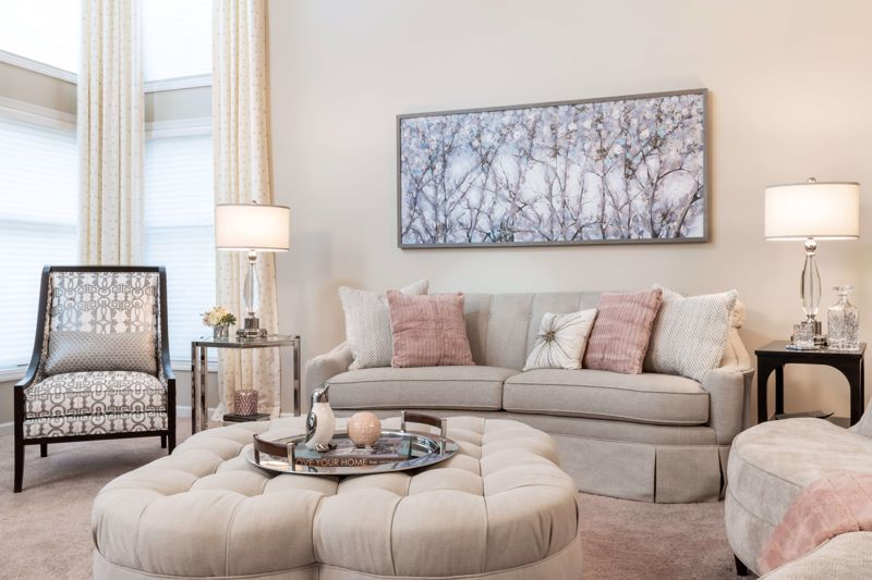 A personal decorator can help you make adjustments that turn your home into a cozy oasis.