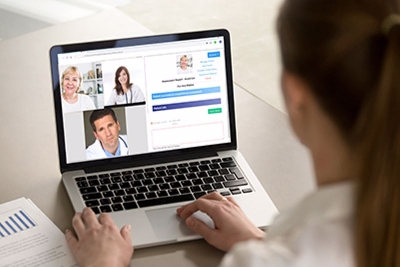 Patients can rely on telemedicine for general wellness checks and other specialized care.
