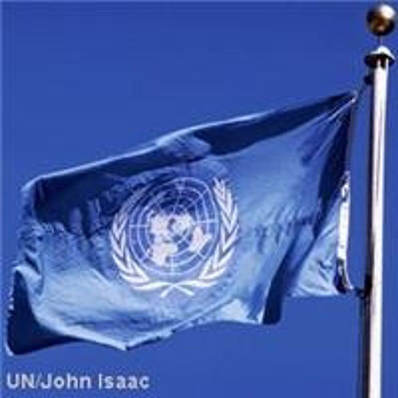 The United Nations does peacekeeping work all around the world.