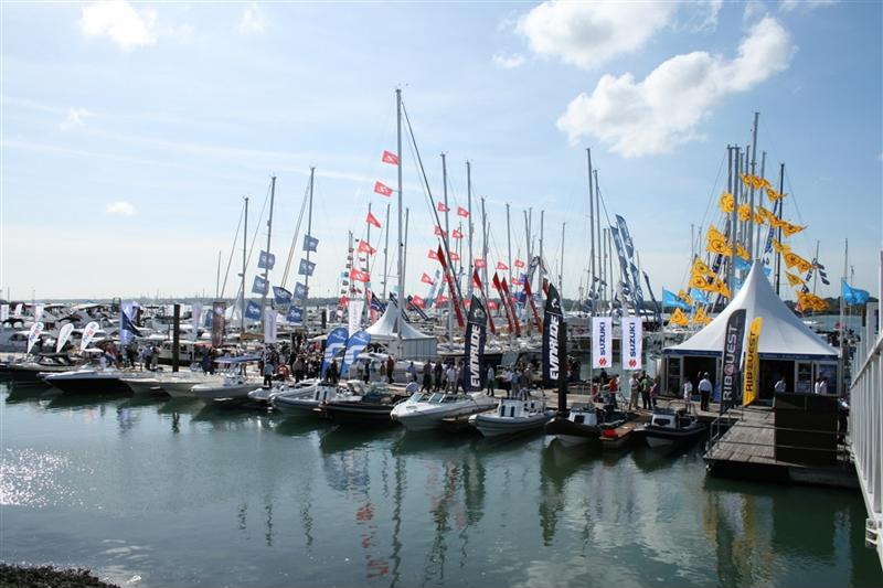 Successful dealers recommend thinking of boat shows as boat sales events