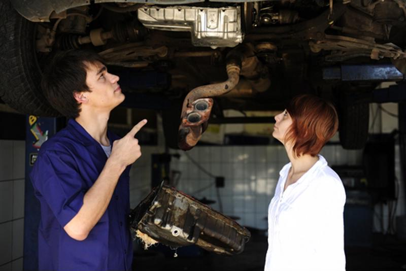 If your car isn't starting, it needs attention from a mechanic.