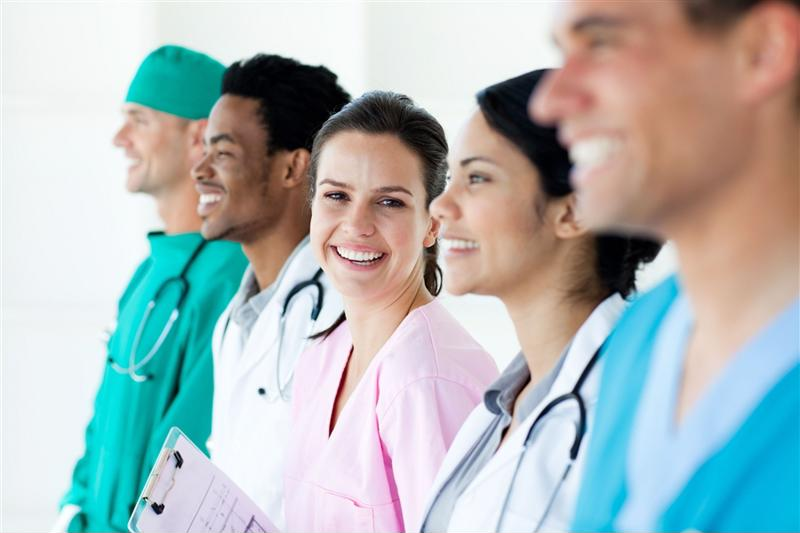 A nursing residency program helps you learn from other professionals.