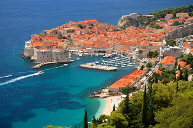 Explore the charm of Dubrovnik's Old Town.