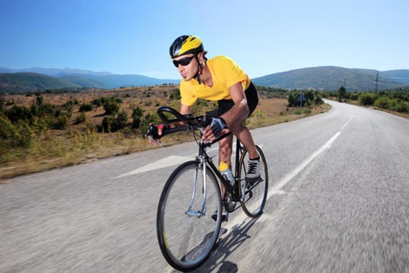 When preparing for a century ride, a strict training regimen can go a long way.